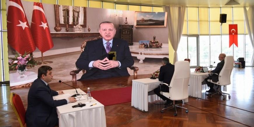 AK Parti Bursa'da büyük buluşma