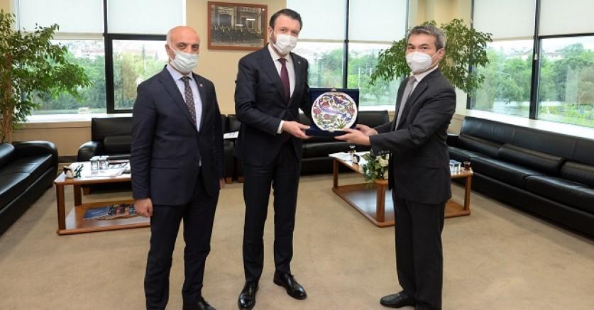 BTSO, Filipinler İstanbul Başkonsolosu'nu Ağırladı