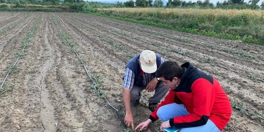 Çiftçiye destek hız kazandı
