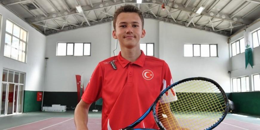 Genç Raketin Hedefi Avrupa Şampiyonluğu