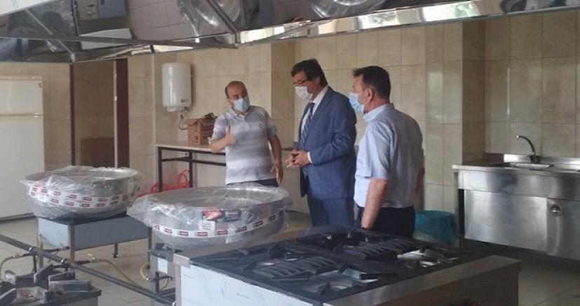 İl Milli Eğitim Müdürü Dülger Yenişehir'de...