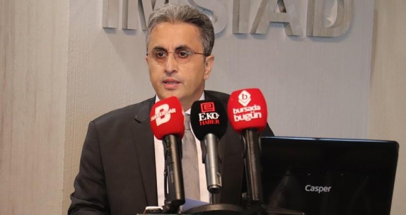 İMSİAD Başkanı Andıç