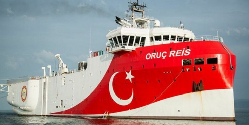 Türkiye doğalgaz rezervi buldu